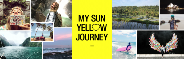 My Sun Yellow Journey